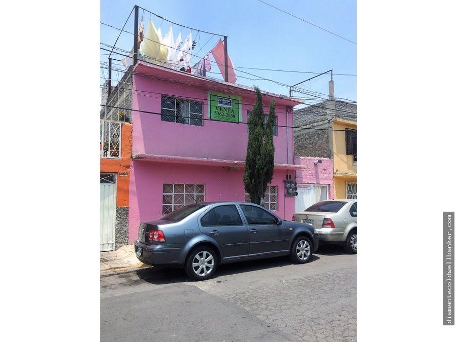 edificio con 4 depas en venta neza