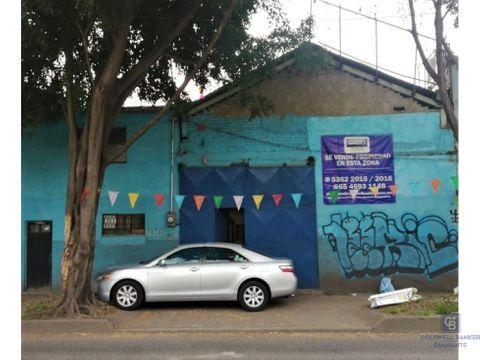 bodega en venta en avenida tenayuca