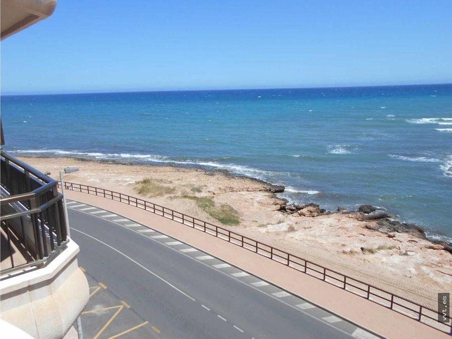 306 torrevieja primera linea vistas al mar