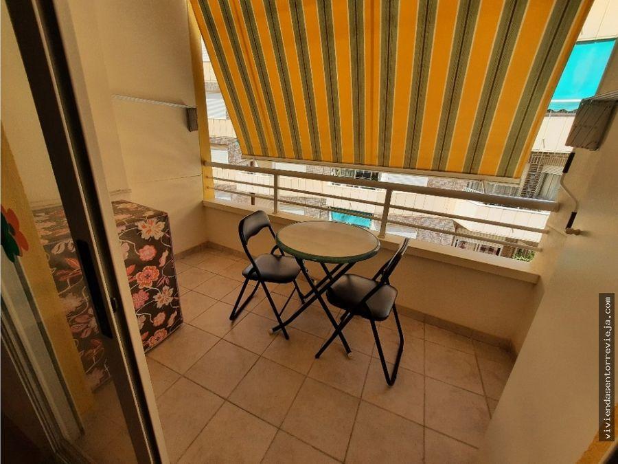 380 piso al lado de la playa en torrevieja