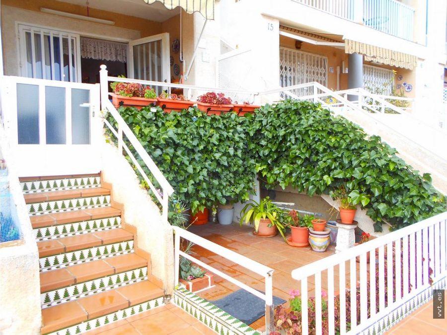 184 torrevieja bungalow en los frutales