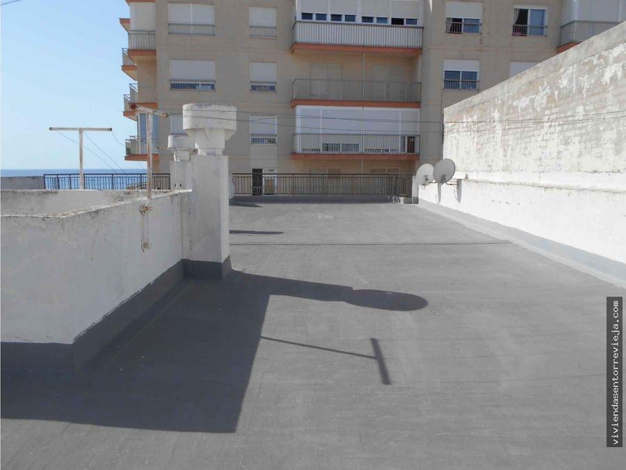 332 piso en la playa del cura torrevieja