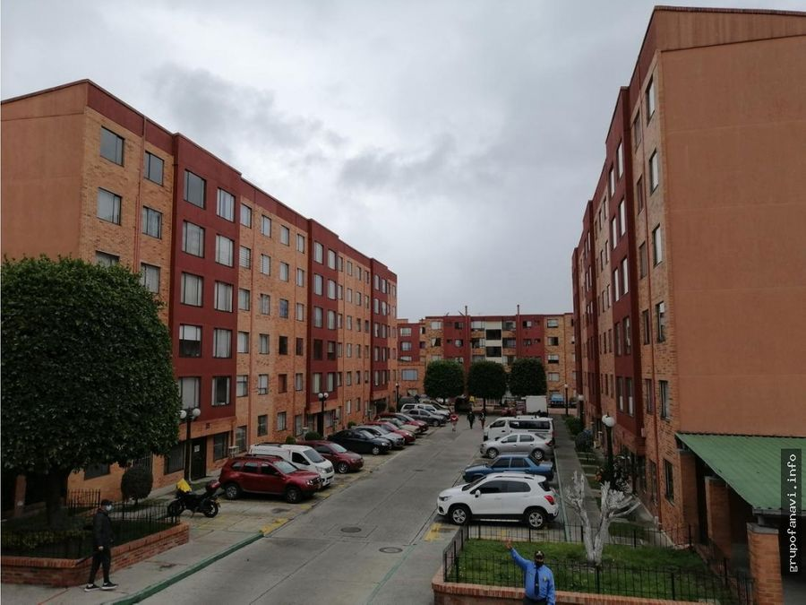 apartamento en tibabuyes loc suba bogota