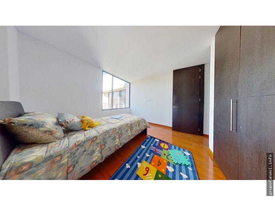 apartamento en rincon del cedro loc usaquen bogota
