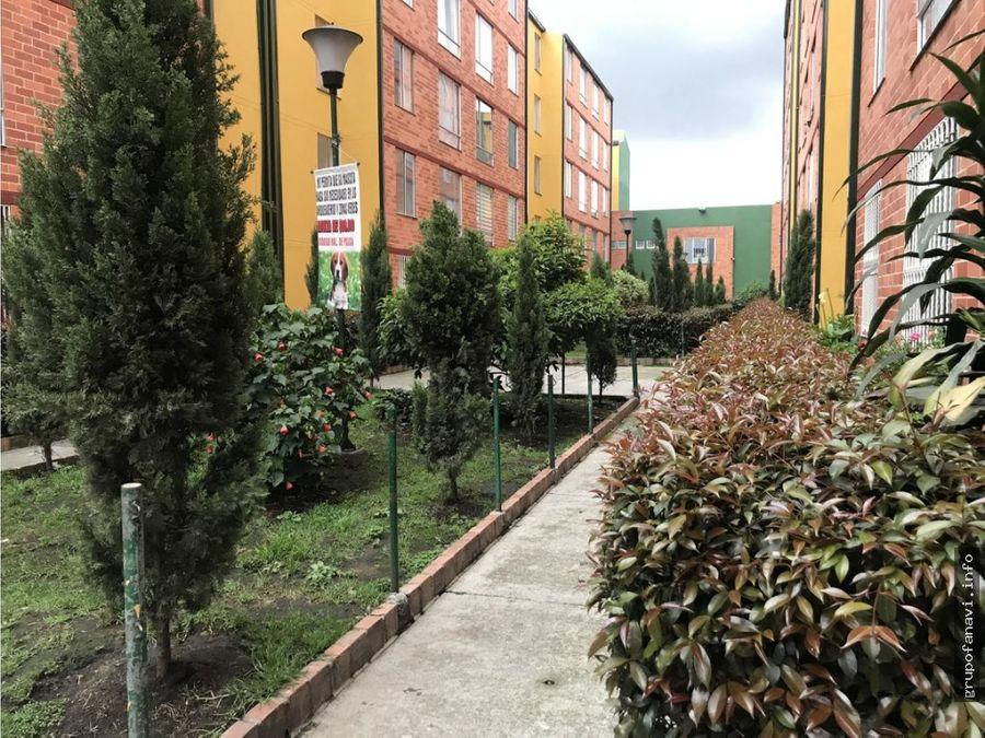 apartamento en campo alegre localidad de kennedy