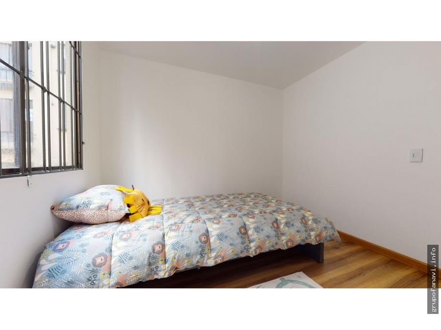 apartamento en maria cristina loc chapinero bogota