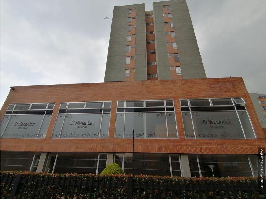 apartamento en ciudad hayuelos loc fontibon bogota