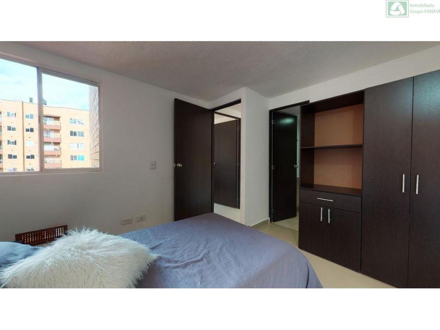 apartamento en bilbao loc suba bogota