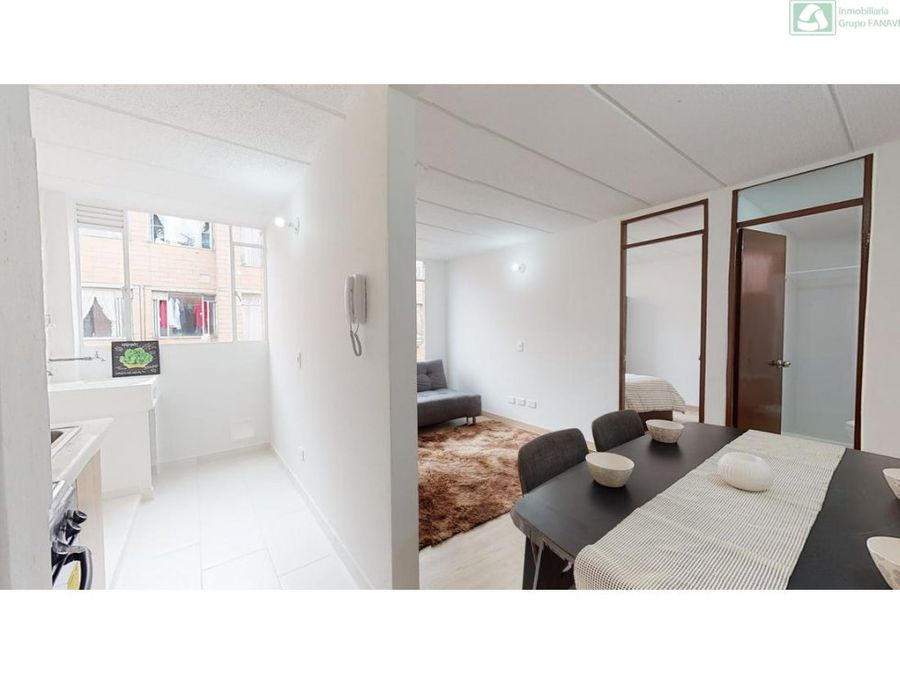 apartamento en el porvenir loc fontibon bogota