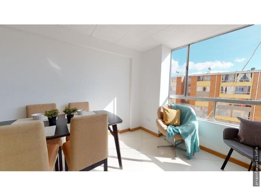 apartamento en las margaritas loc bosa bogota