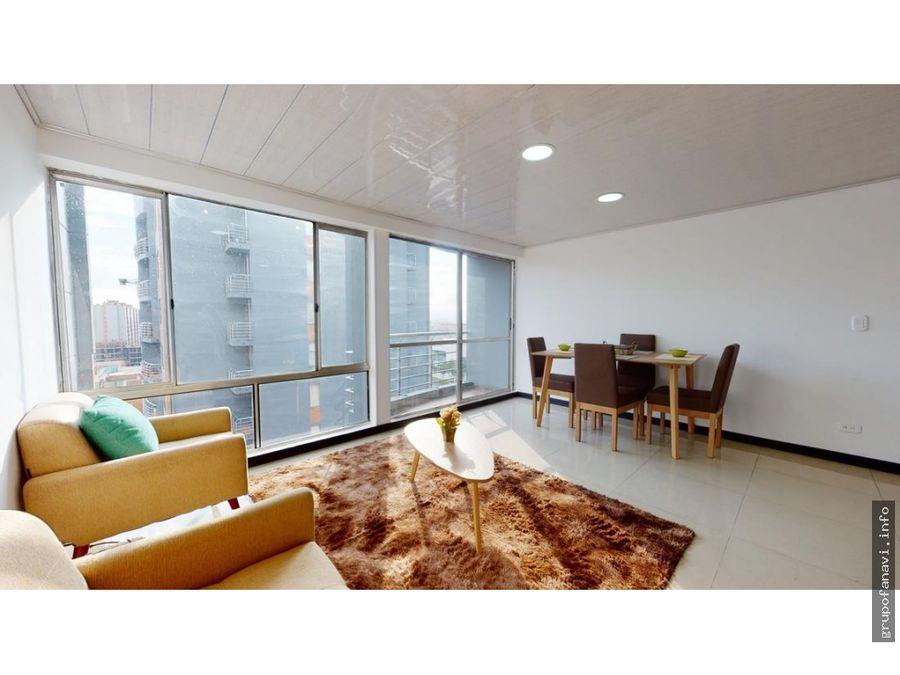 apartamento en ciudad techo ii localidad de kennedy