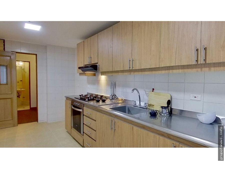 apartamento en san jose del prado localidad suba
