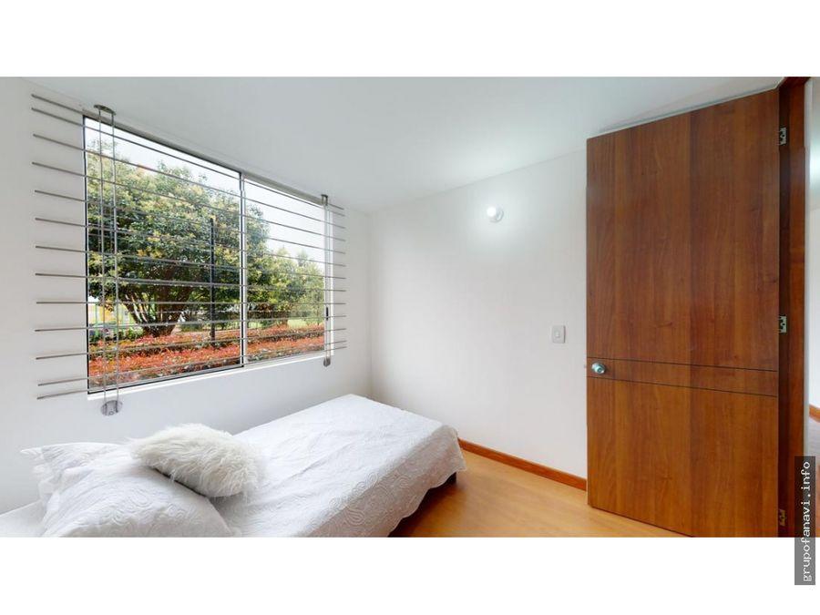 apartamento en la alameda de san antonio loc usaquen bogota