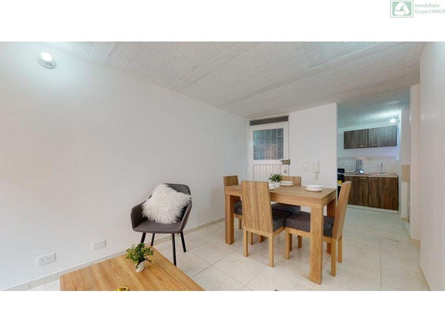 apartamento en la estancia loc ciudad bolivar bogota