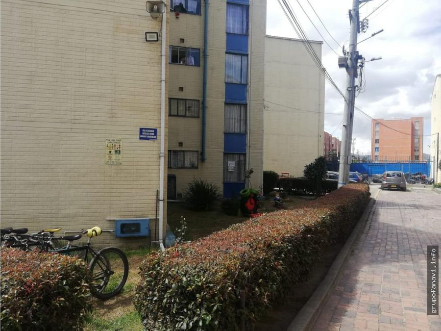 apartamento barrio la esperanza loc bosa bogota