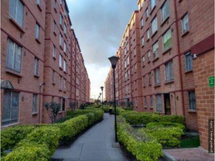 apartamento en san bernardino xix loc bosa bogota