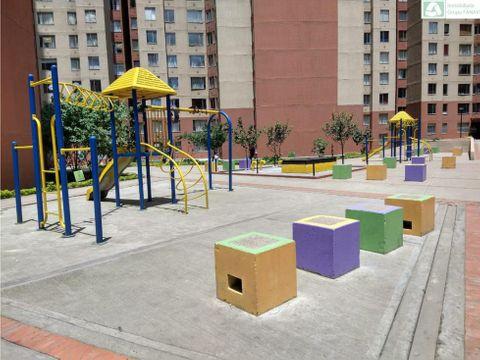 apartamento en el ensueno madelena 3 loc ciudad bolivar bogota