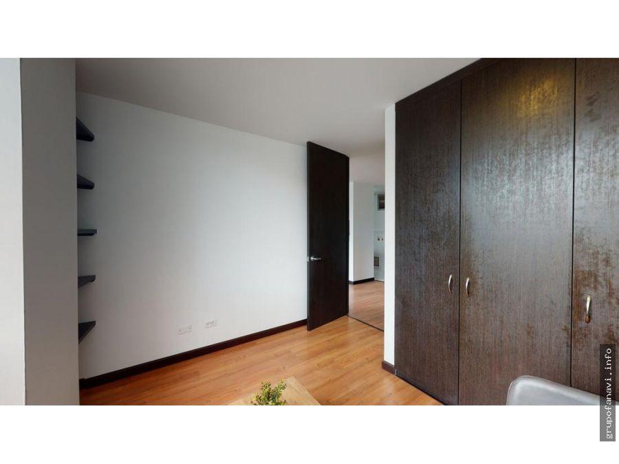 apartamento en las villas loc suba bogota