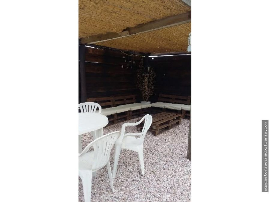 cabana en venta punta negra piriapolis