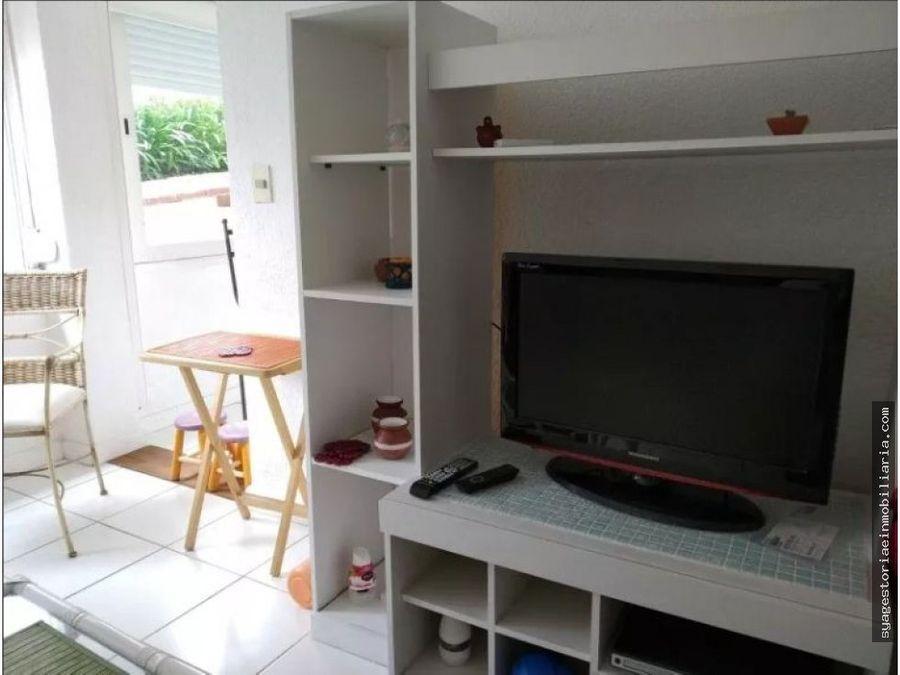 apartamento 1 dormitorio peninsula punta del este