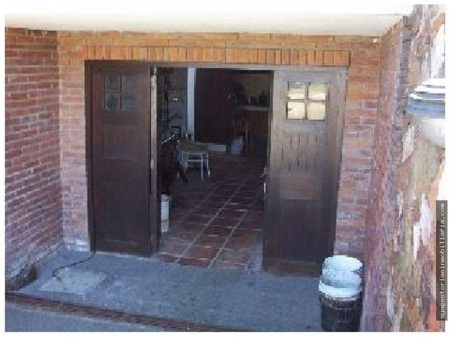 casa en venta jose ignacio la juanita