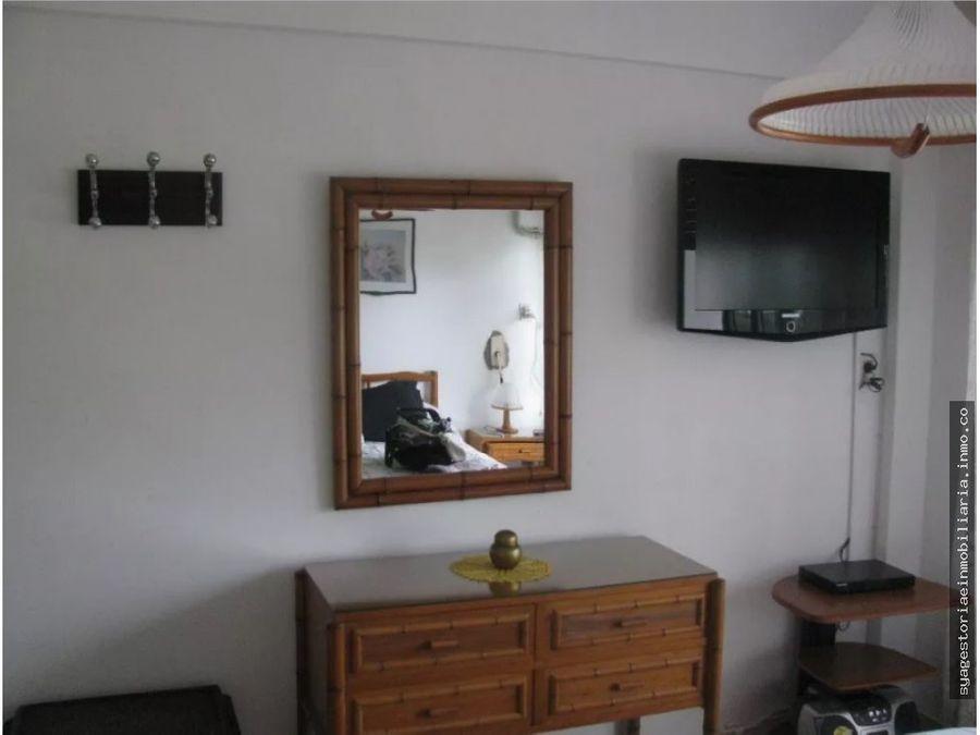 apartamento en alquiler a pocas cuadras del mar