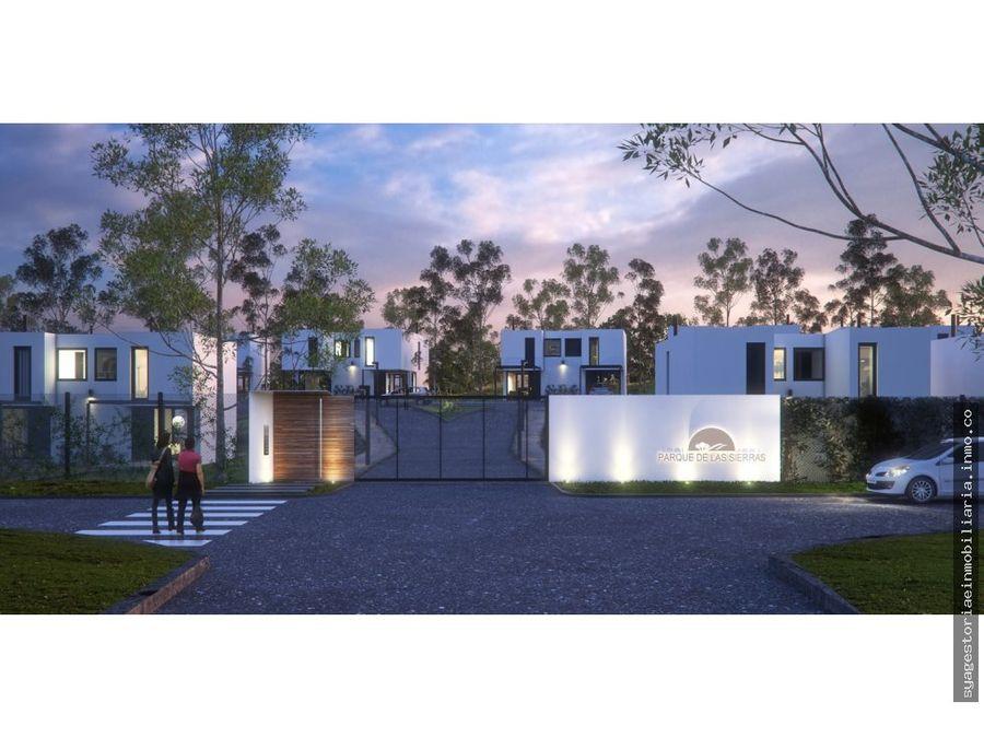casa duplex en venta minas