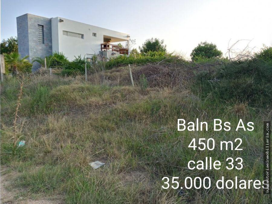 terrenos en venta balneario bs as