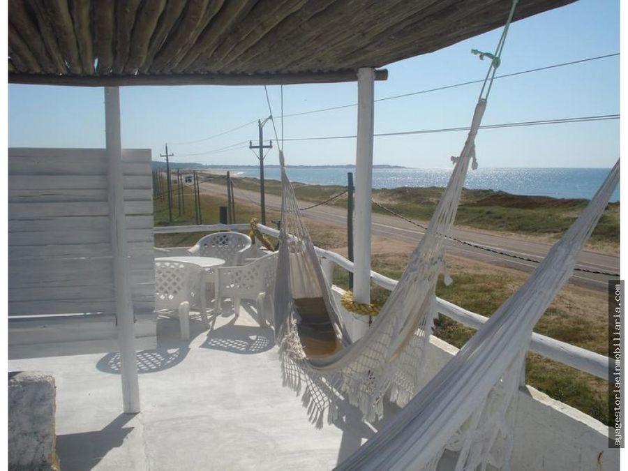 casa en venta jose ignacio frente el mar