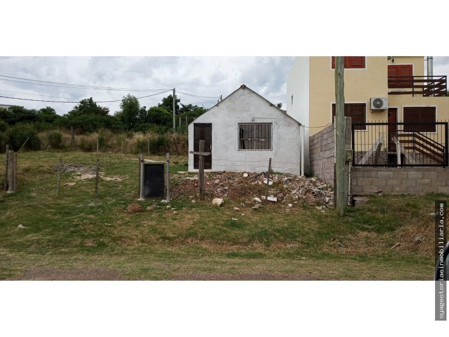 cabana en venta 2 dor minas lavalleja