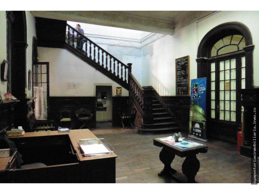 oficina en alquiler ciudad vieja