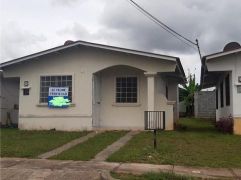 casa en venta chorrera pp20 11915