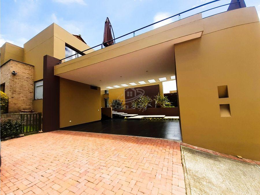 venta casa kalamary chia