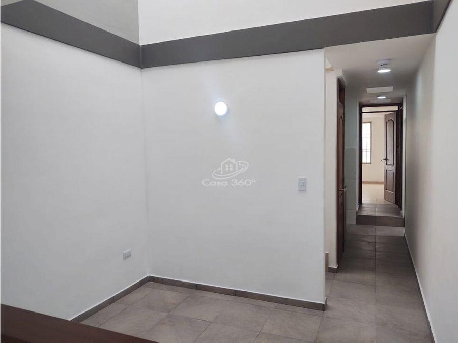 venta casa nueva villa recreo ii 116 m2