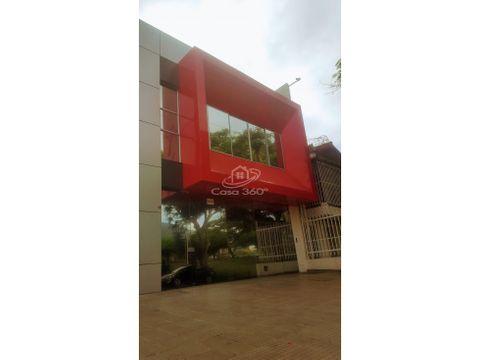venta alquiler edificio de 3 pisos para empresa