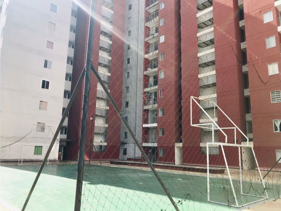 venta de apartamento en villavicencio mirador del llano ii primer piso