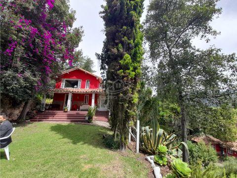venta casa finca campestre turismo vereda mirabal paipa boyaca