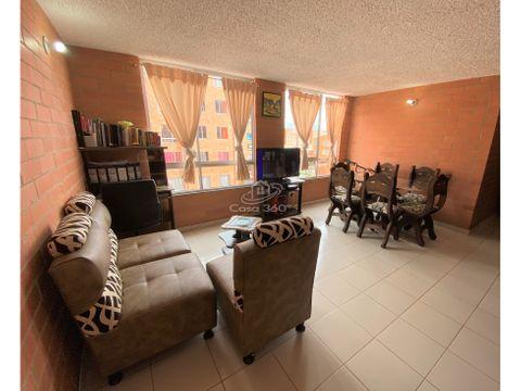 venta de apartamento conjunto residencial la finca mz 7