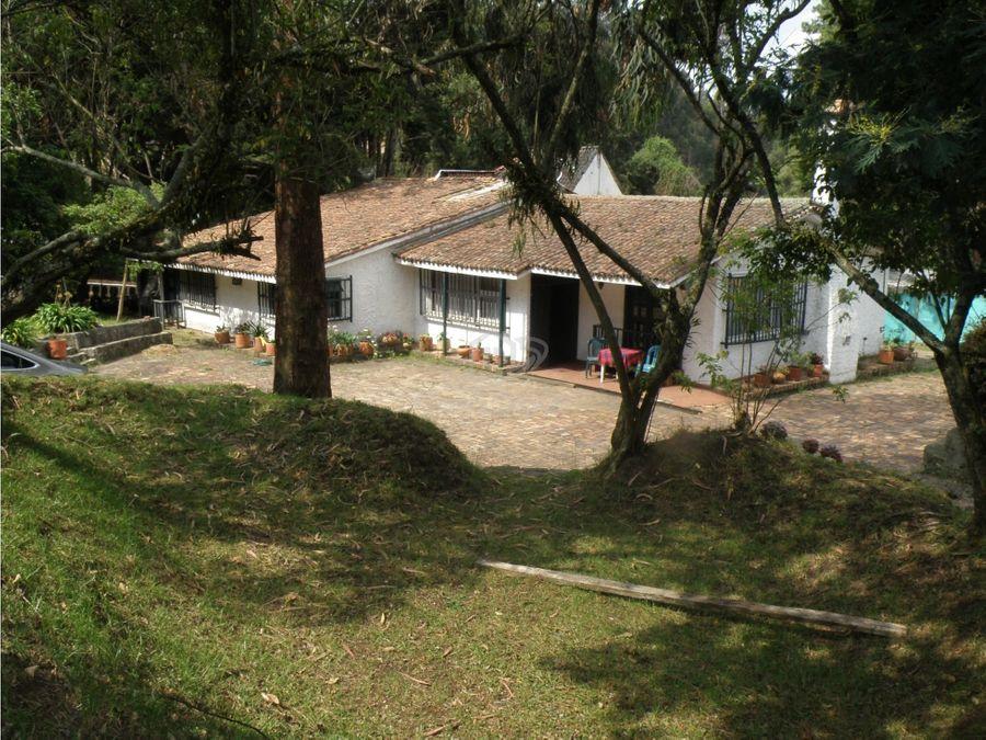 venta casa lote casa blanca suba
