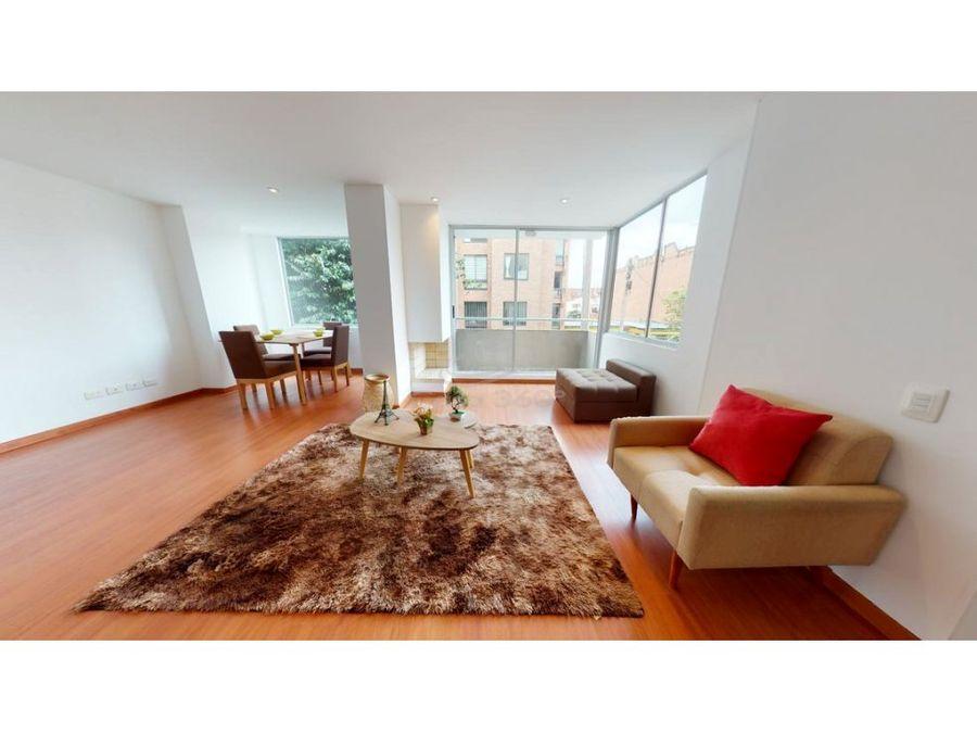 venta de apartamento en contador usaquen