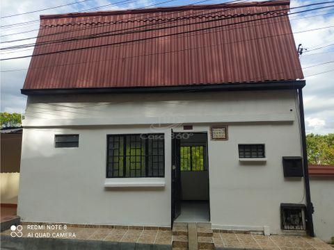 se vende casa sector centro