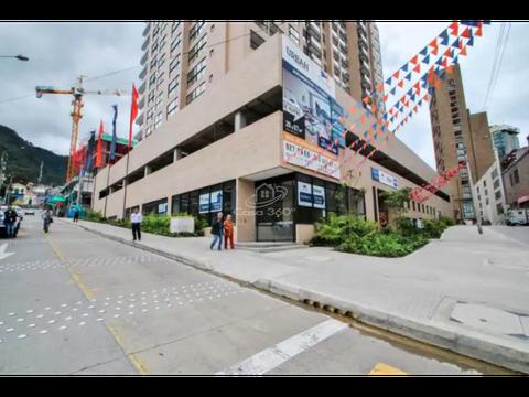 apartaestudio centro internacional