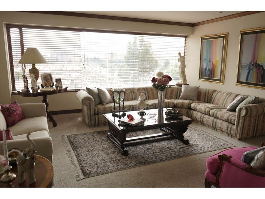 venta apartamento gratamira con terraza 4082424