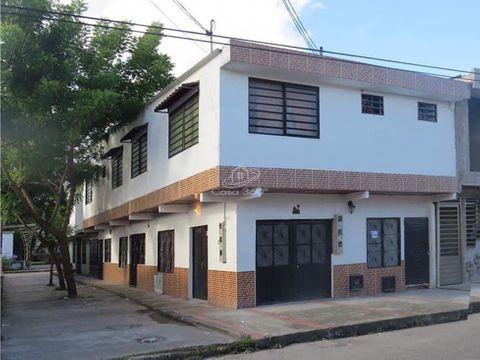 se vende casa rentable en villavicencio