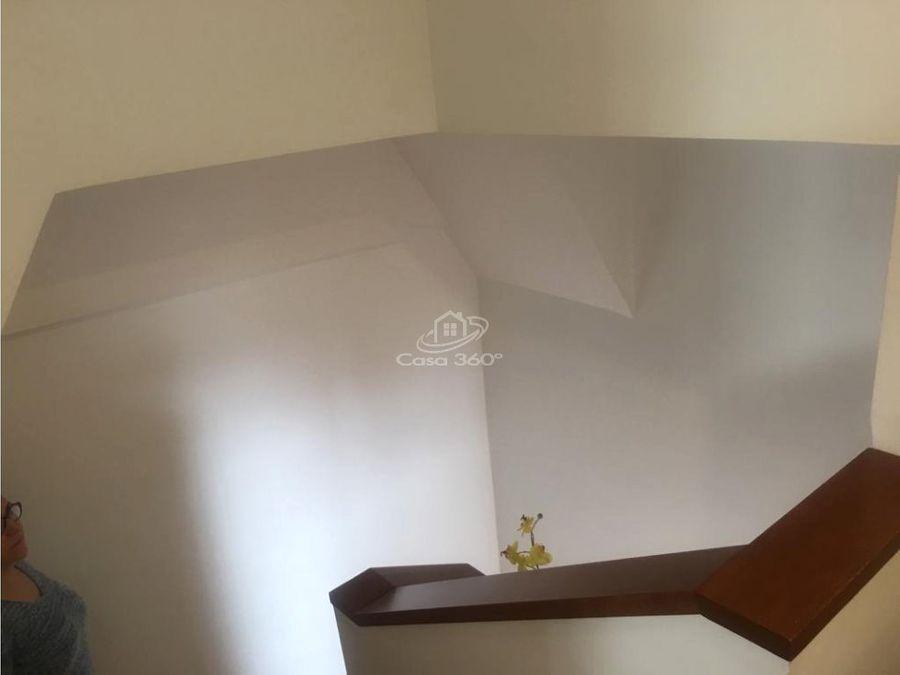 venta apartamento santa barbara alta