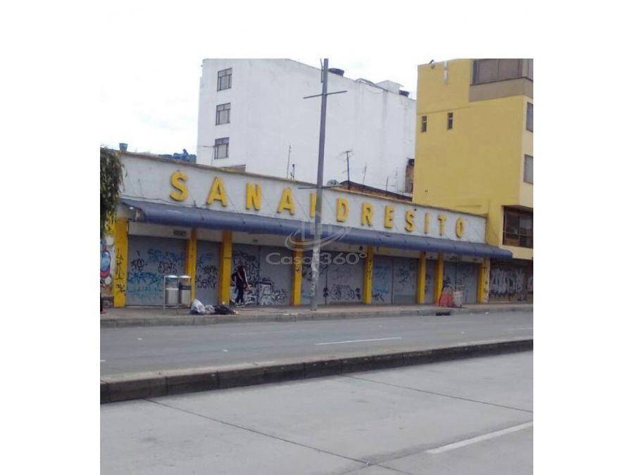 venta local comercial san andresito calle trece