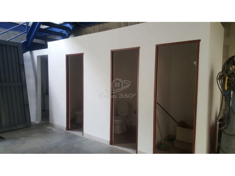 venta bodega centro logistico bambu pereira