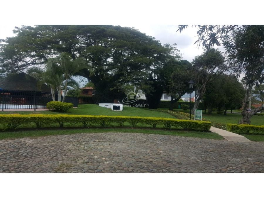 casa conjunto campestre en jamundi