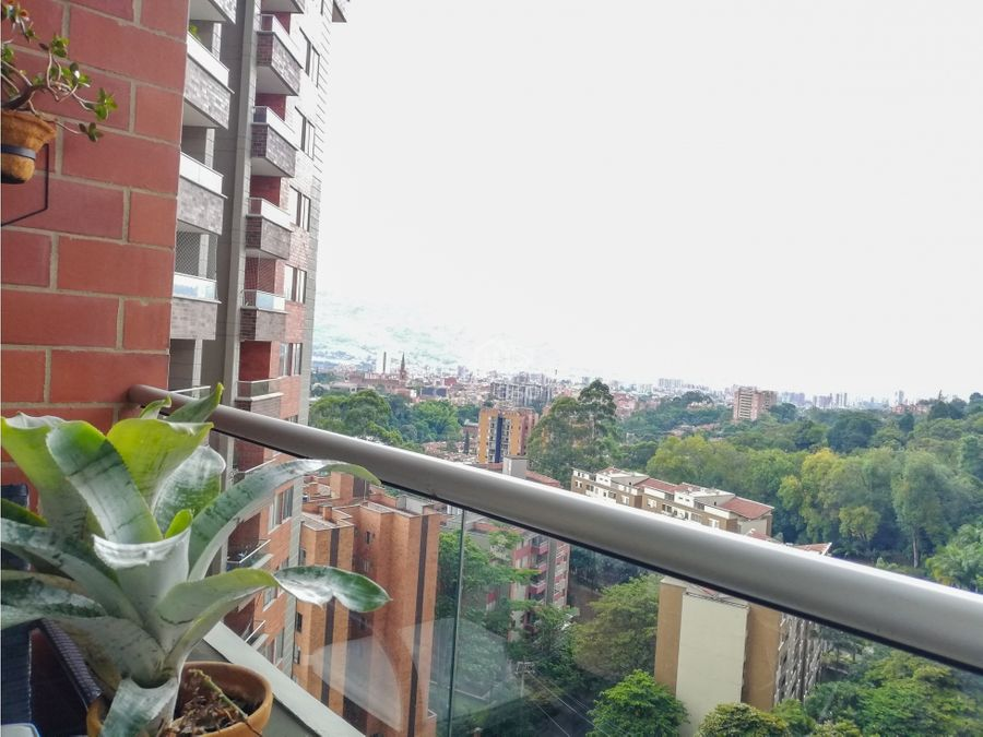 arriendo apartamento amoblado en camino verde envigado