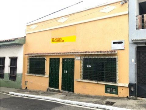 venta edificio en zona historica cali